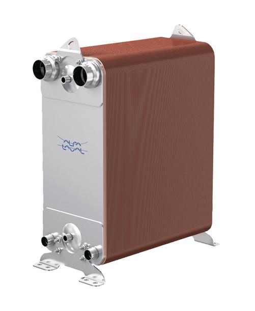 Теплообменник Alfa-Laval AC500DQ, ACH500DQ