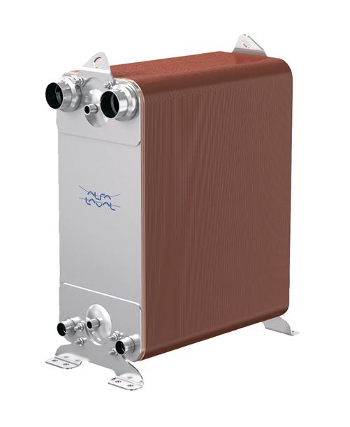 Теплообменник Alfa-Laval AC502DQ, ACH502DQ