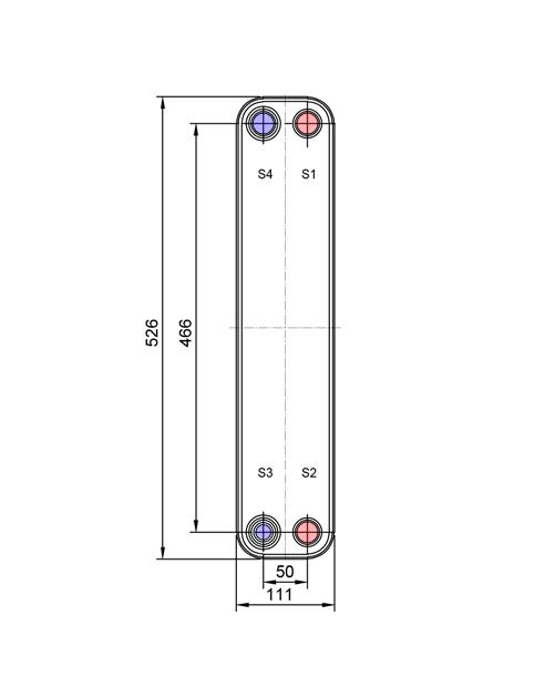 Теплообменник Alfa-Laval AC70X, ACH70Xрис. № 2