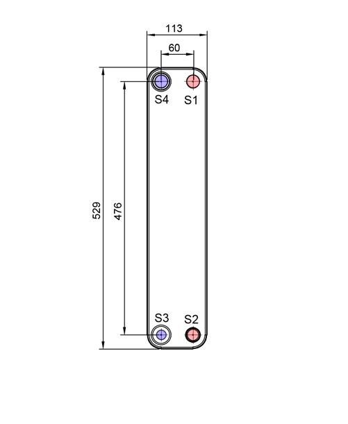 Теплообменник Alfa-Laval AC72, ACH72рис. № 2