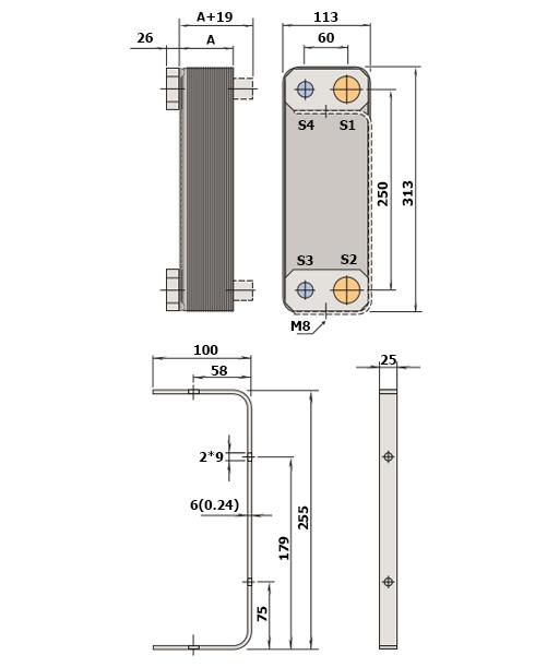 Маслоохладитель Alfa-Laval DOC30рис. № 2