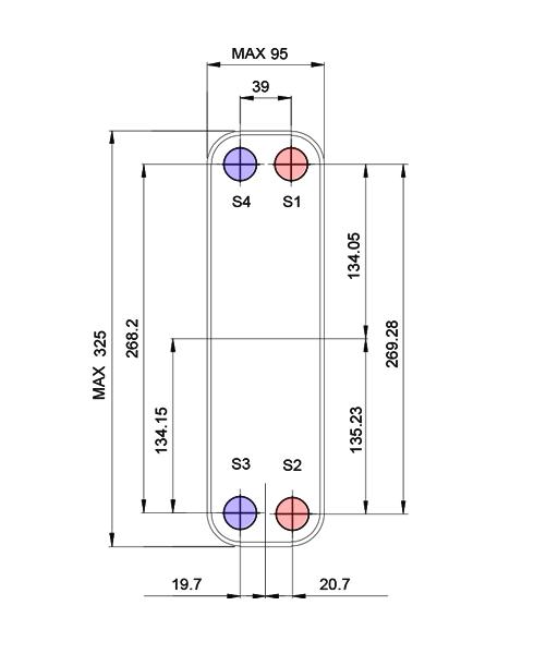 Теплообменник Alfa-Laval AC30EQ, ACH30EQрис. № 2