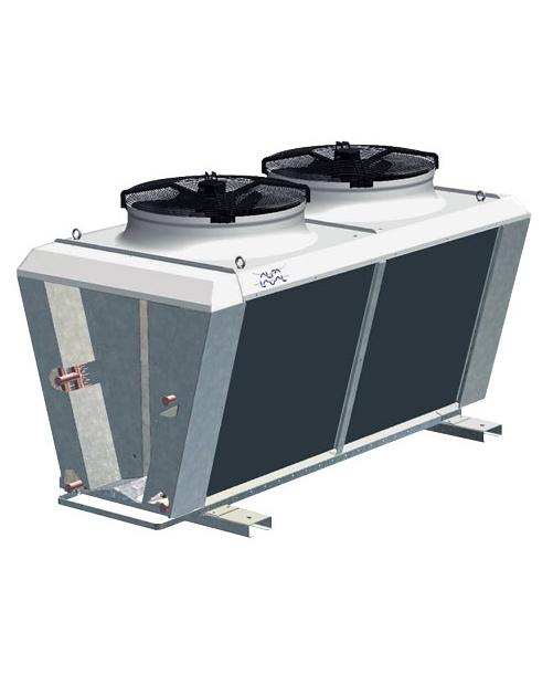 Воздушный конденсатор Alfa-V VCM, однорядный