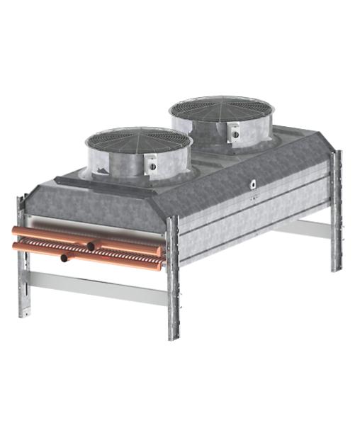 Воздушный конденсатор AlfaSolar SC