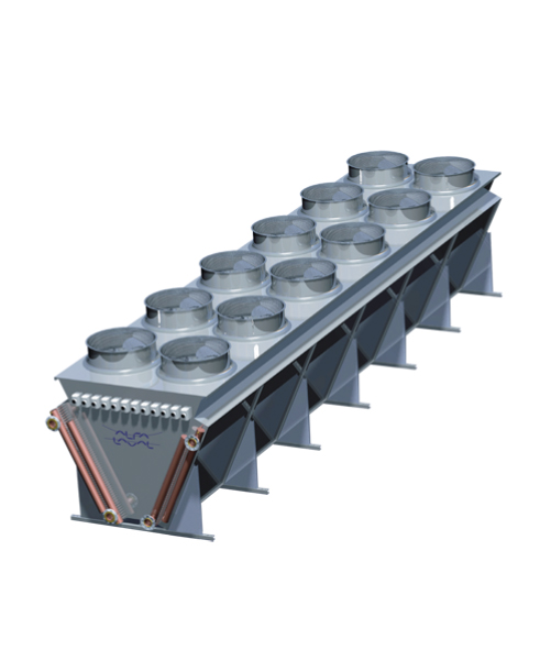 Воздушный конденсатор Fincoil Solar Max SX