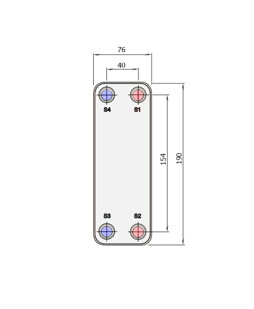 Теплообменник Alfa-Laval AXP14рис. № 2