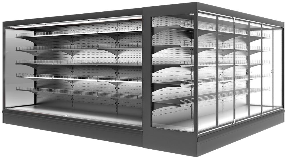 Холодильное оборудование коммерческой серии