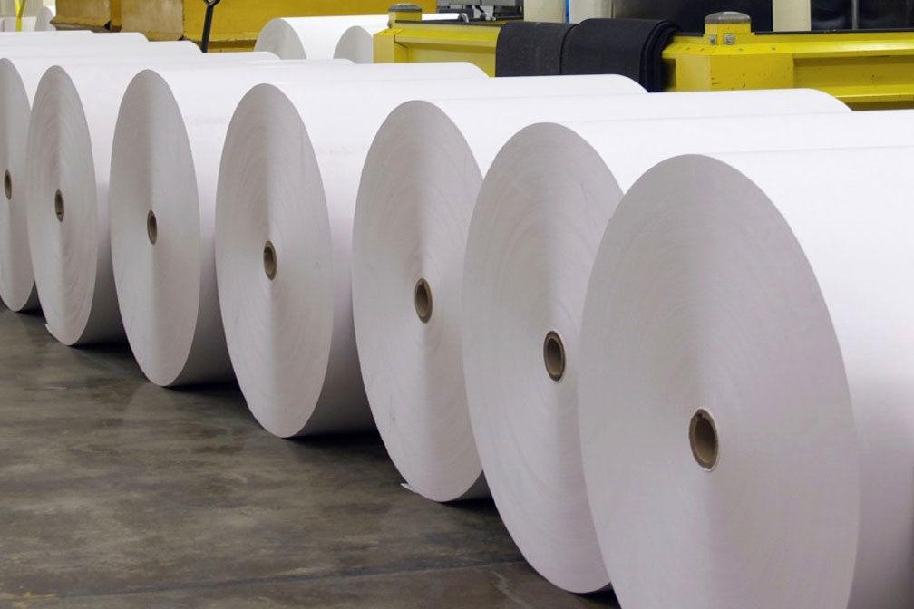 Бумажное производство
