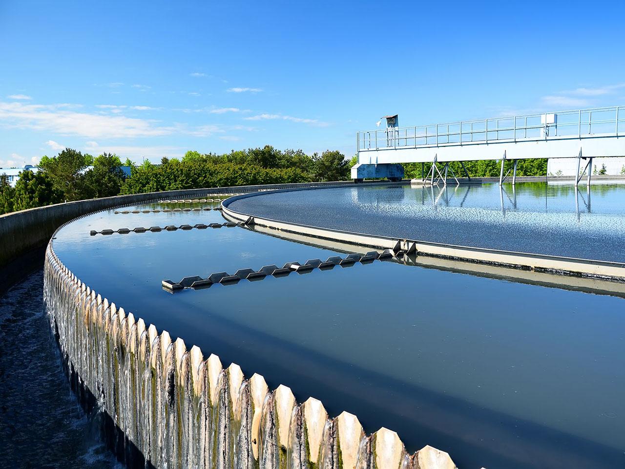 Промышленная водоподготовка и очистка промышленных сточных вод